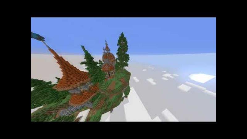 Spawn|Lobby|Map|Hub|Download|AngryWorld|Minecraft|Топопвий лобби для вашего сервера майнкрафт!