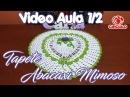 Tapete de Pia Abacaxi Mimoso 1/2