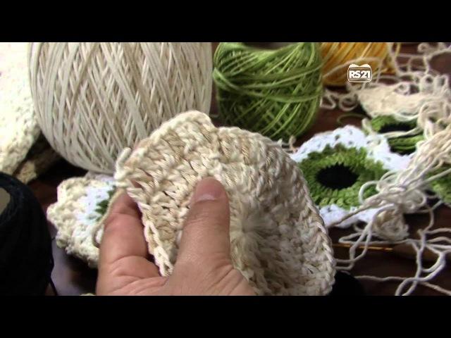 Mulher.com 25/03/2013 Cristina Luriko - Tapete coruja parte 1