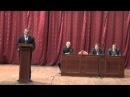 Мое выступление на 1м съезде Народной Партии России 12.05.2013