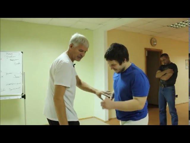 С. М. Полунин. Принцип золотого сечения в рукопашном бою и в жизни