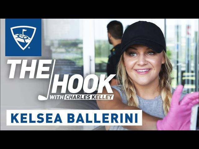 The Hook with Charles Kelley | Kelsea Ballerini - Episode 8 | Topgolf