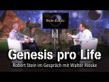 Genesis pro Life - Walter Rieske bei SteinZeit
