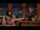10 Best Craig Ferguson Moments Flirting With Hot Ladies! Best Of Craig Ferguson Late Show Interview