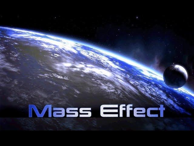 Mass Effect - Main Title Screen (1 Hour of Music)