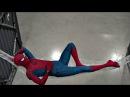 Питер Паркер проводит ночь в Департаменте по ликвидации разрушений. Человек-паук: Возвращение домой