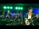 MIYAVI Whats My Name @ Fender Japan Secret Live, Isetan Shinjuku Tokyo JAPAN.