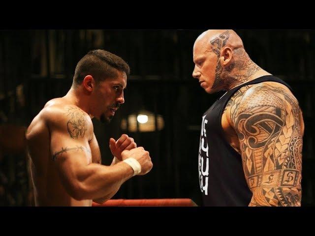 Scott Adkins vs Martyn Ford - Fighter vs Monster