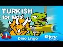 Turkish for kids DVD set - Çocuklar için Türkçe * Hayvanlar