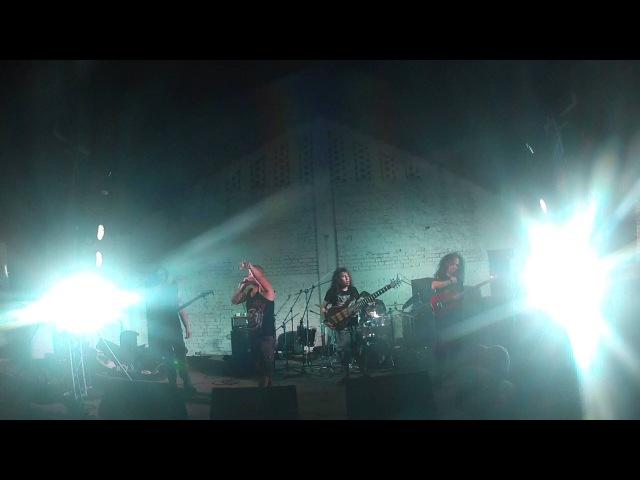 Purulent Live in Neiva Colombia 2014 Tribute to David Rairan