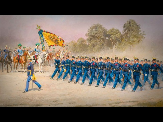 Austro Hungarian Empire 1867 1918 Military March Kärntner Gebirgsschützenmarsch