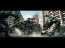 Transformers 4 A Era Da Extinção Autobots e Dinobots Atacam Dublado Ultra HD