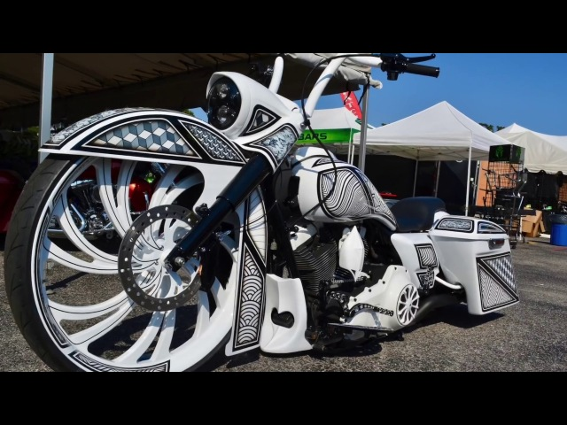 Myrtle Beach Spring Bike Rally Bagger Bash 2017