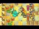 Зомби против растений два видео для детей от Грызлика Plants vs zombies 2 1 серия