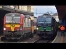 2x Siemens Vectron na vlaku RJ 1052 REGIOJET ● Bratislava hlavná stanica