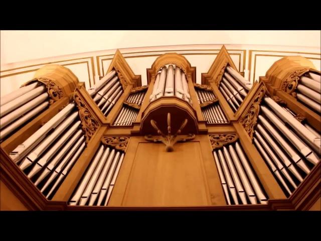 23/11/2017/БОЖЕСТВЕННО!! Саундтрек из *Интерстеллара* на церковном органе !!