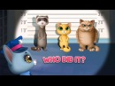 Fun Animals Care Games For Kids - Kitty Meow Meow City Heroes Cats To The Rescue