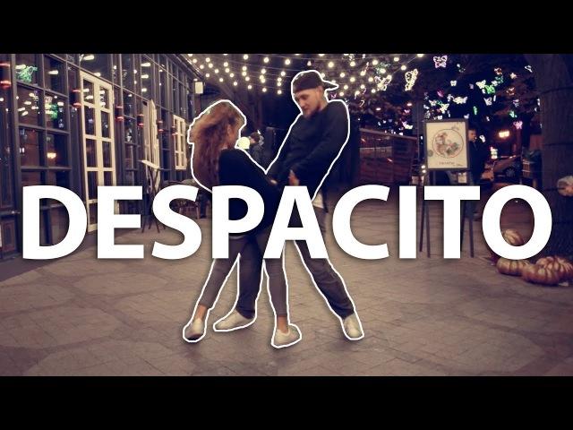 Despacito - Luis Fonsi ft. Daddy Yankee / @oleganikeev choreography / ANY DANCE / ZUMBA