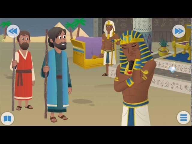 Народ Божий в Египте | Библия для детей