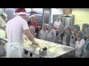 Экскурсия в хлебопекарню Московский пекарь