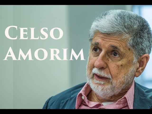 EntrevistaFPA, com o ex-ministro Celso Amorim.