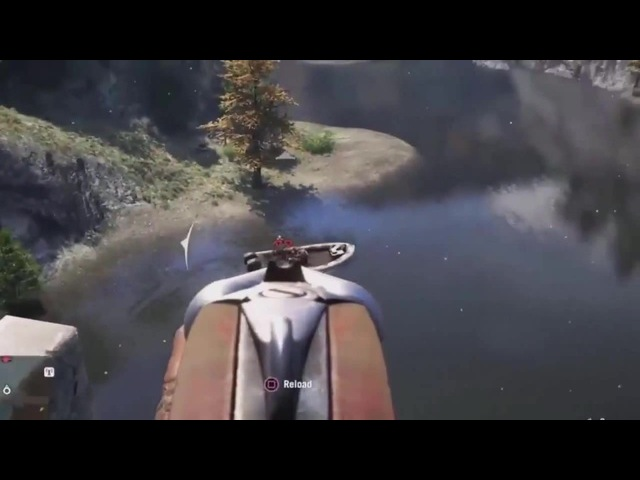 Unlucky Man in the Boat (Far Cry 4)