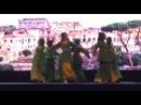 Ninfe Nereidi danze antiche@AspettandoPortadiRomaLive - danza del simposio