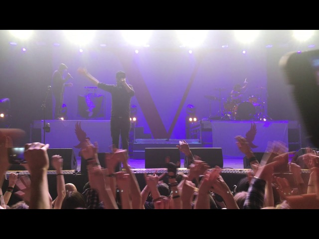 Hollywood Undead - Whatever it takes (Saint-Petersburg , 04.03.18)