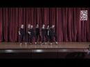 Rocking in Rythm — Black Сhorus Line. MXDC 2018 Cabaret