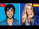 ЛУЧШИЕ ХИТЫ НЕ НА АНГЛИЙСКОМ И РУССКОМ ЯЗЫКАХ 2 Joe Dassin Zaz Alex Mica Shakira