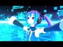 Hatsune Miku: Project DIVA F 2nd - [PV] The Intense Voice of Hatsune Miku (Eng Subs/Sub. Esp)