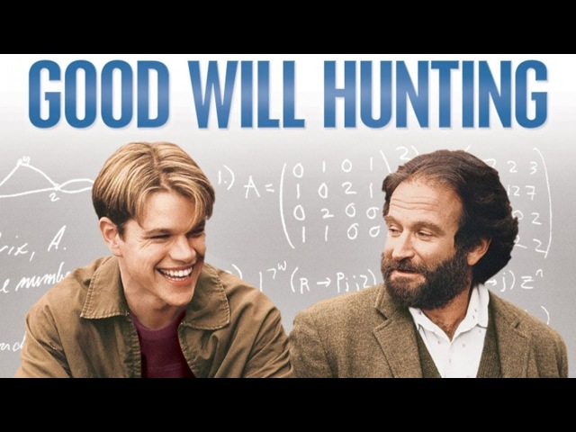 Умница Уилл Хантинг - 1997 Трейлер на английском Good Will Hunting - trailer
