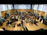 Kolsimcha and London Symphony Orchestra recording Autostrada at Abbey Road Studio 1