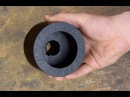 Machining Grinder Wheels from POM Delrin | Poor Man's Lathe |Drill Press Turning | Instagram