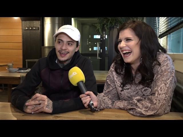 Suvi Teräsniska ja Mikael Gabriel Subin haastattelussa | Samase | Sub