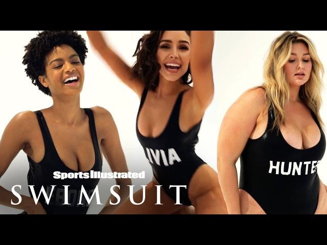The Final 3 2018 Rookies: Olivia Culpo, Hunter McGrady Ebonee Davis | Sports Illustrated Swimsuit