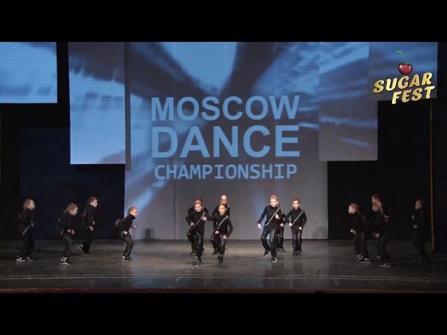 RED HOT CHILI CREW 🍒 HIP HOP CREW KIDS BEGINNERS 🍒 SUGAR FEST Dance Championship