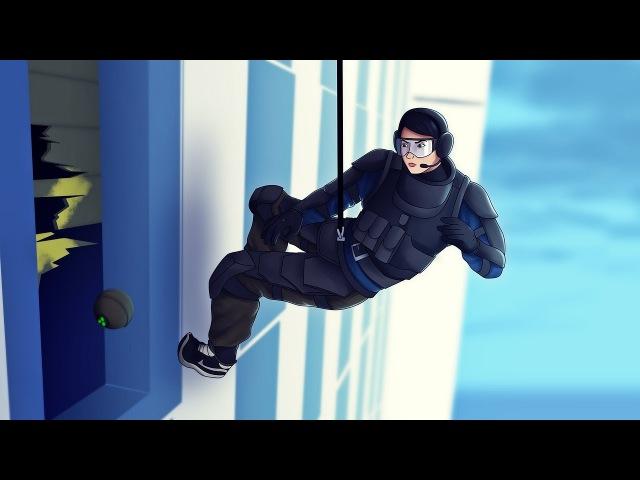 Rainbow Six Siege - Random Moments 77 (Young Ying, Grenade Fails!)