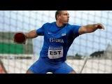 Gerd Kanter - The Best Discus thrower