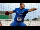 Gerd Kanter The Best Discus thrower