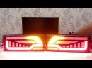Светодиодный тюнинг задних фонарей ВАЗ 2109 2114
