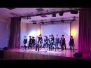 Межрайонный конкурс Танцевальный Олимп.Студия Академии радости