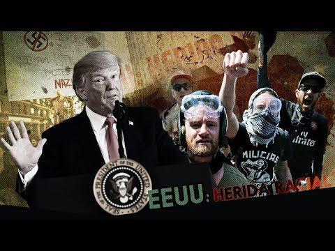Detrás de la Razón - El mapa del odio en Estados Unidos, el secreto de Trump