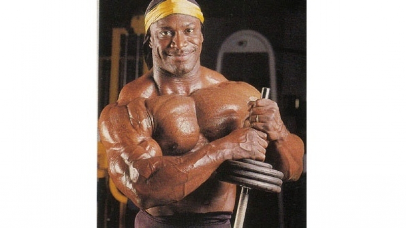 Lee Haney's Mr. Olympia workout - 1988 (eng)