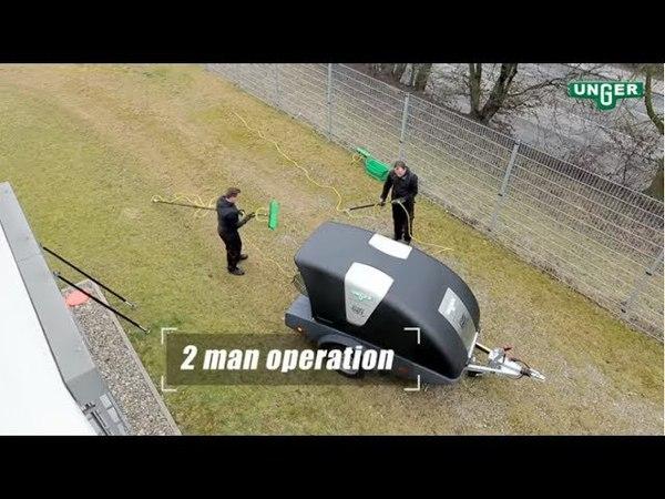 Прицеп Unger nLite HydroPower RO XXL