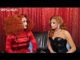 Valentina о своем участии в Dragula