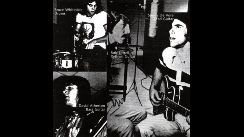 Kristyl [US, Psychedelic Rock 1975] Blue Bird Blus