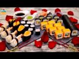Закуски  •  Праздничный ужин по-японски: суши и роллы с Makimaker - ну, оОчень вкусный!