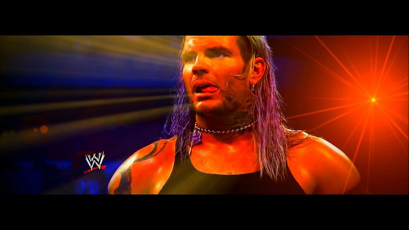 ● Jeff Hardy    I Will be There    ► 2018 HD ●