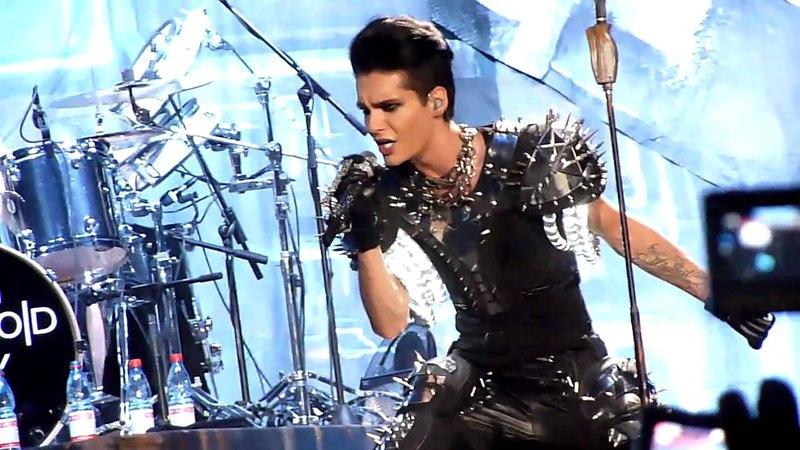 Tokio Hotel - Ready, Set, Go Chile 2010